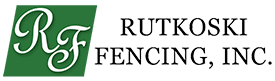 Rutkoski Fencing Pennsylvania Utility Security Fence Contractor  Logo