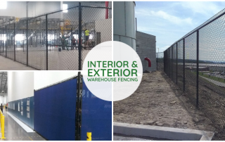 Effective Fencing For Warehouses & Distribution Centers