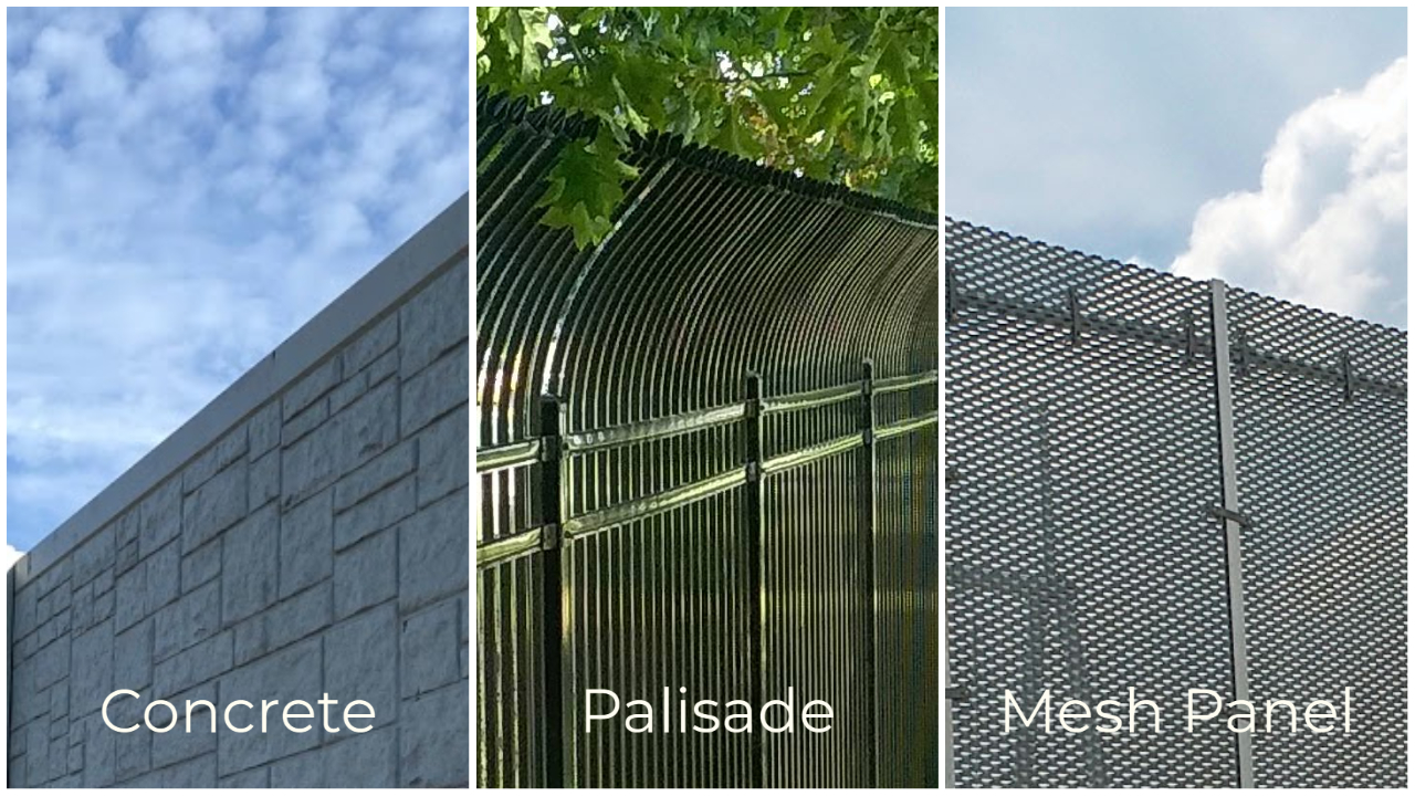 Types Of Heavy Duty Security Fencing