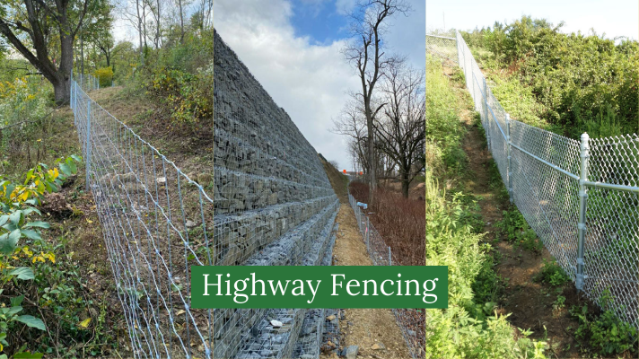 PennDOT and PA Turnpike Commission Fencing