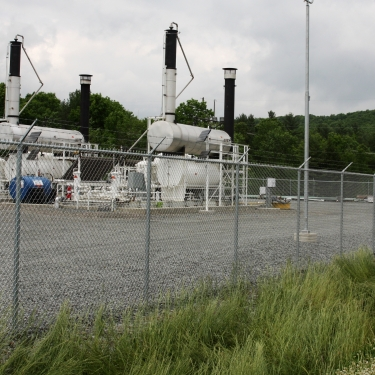 Liberty Compressor Station